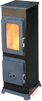 Obrázek Krbové sklo pro krbové kamna Thorma - BOZEN