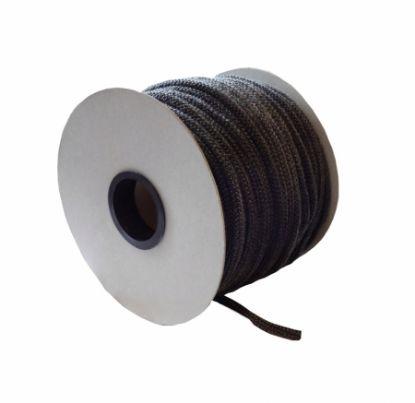 Obrázek Těsnící šňůra průměr 8 mm, šedá