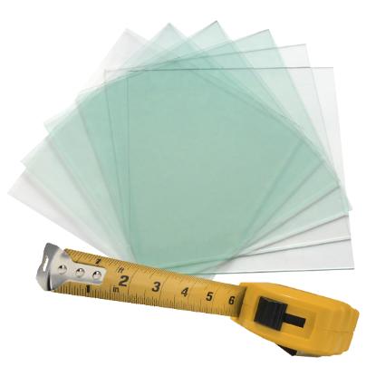 Obrázek  Krbové sklo tloušťky 4 mm